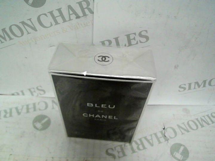 BLEU DE CHANEL PARIS EDT - 50ML - BRAND NEW SEALED