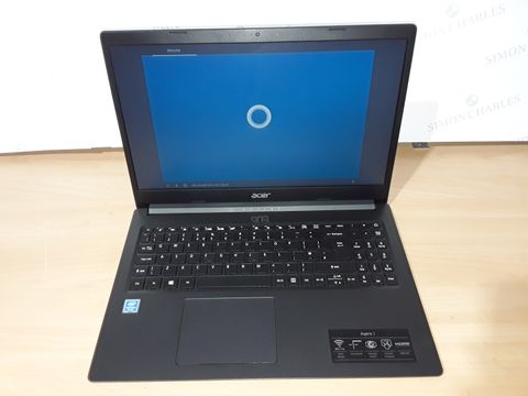 ACER ASPIRE 3 INTEL LAPTOP IN CHARCOAL - A315-34-P450
