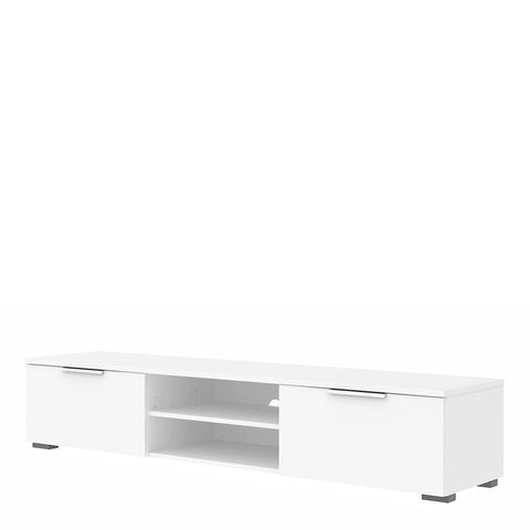 """BOXED NORVAL TV STAND FOR TVS UP TO 75"""" (1 BOX)"""