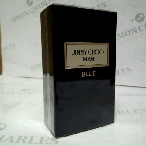 SEALED JIMMY CHOO MAN BLUE EDT 50ML