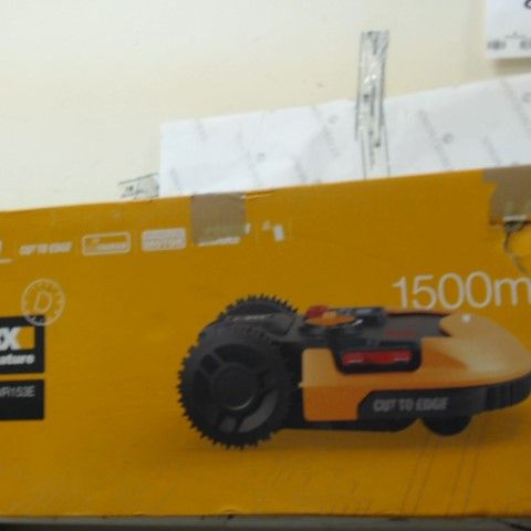 LANDROID UNMANNED MOWING VEHICLE 1500M2