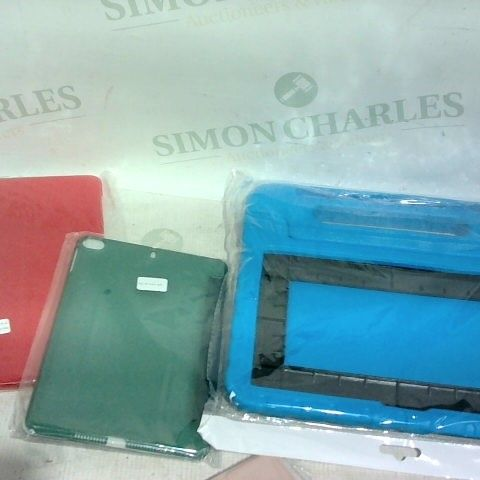 LOT OF APPROX. 8 TABLET CASES/COVERS/PROTECTORS VARYING COLOURS/SIZES/STYLES