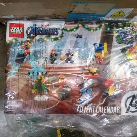 LEGO MARVEL AVENGERS ADVENT CALENDAR SET