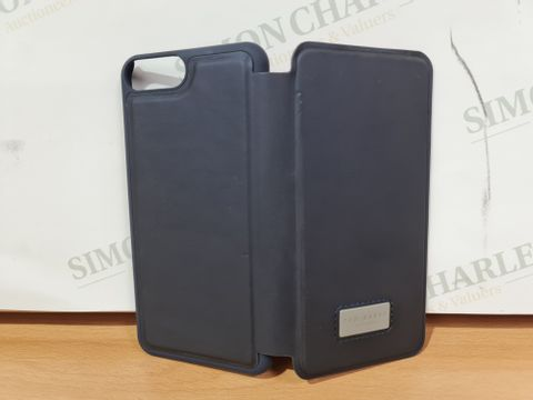 TEB BAKER IPHONE 7 PLUS/8 PLUS TETTRA FLIP CASE - BLUE
