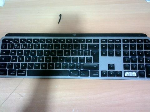 LOGITECH MX KEYS ADVANCED WIRELESS ILLUMINATED KEYBOARD FOR MAC