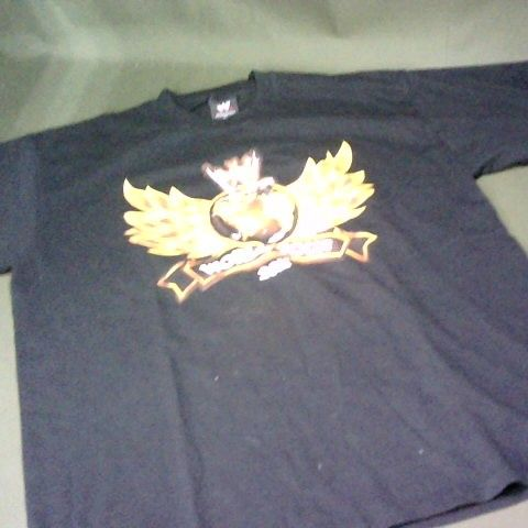 WWE AUTHENTIC WORLD TOUR 2011 T-SHIRT - XL