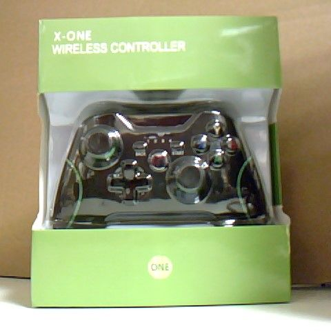 X BOX ONE WIRELESS CONTROLLER BOXED
